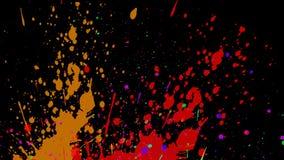 Fundo abstrato do grunge, vetor Fotografia de Stock Royalty Free