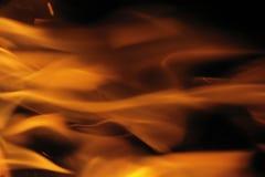 Fundo abstrato do incêndio imagem de stock