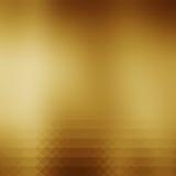 Fundo abstrato do inclinação do ouro ilustração do vetor