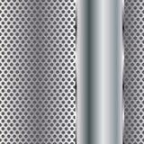 Fundo abstrato do metal Imagem de Stock