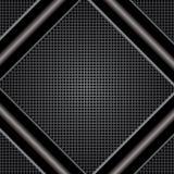 Fundo abstrato do metal. Fotos de Stock