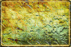 Fundo abstrato do metal de Grunge ilustração do vetor