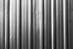 Fundo abstrato do metal do zinco Imagens de Stock Royalty Free