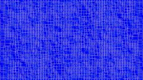 Fundo abstrato do movimento no azul ilustração do vetor