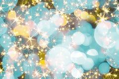 Fundo abstrato do Natal Fotografia de Stock Royalty Free