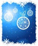 Fundo abstrato do Natal imagem de stock royalty free