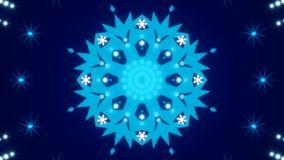 Fundo abstrato do Natal, laço ilustração royalty free