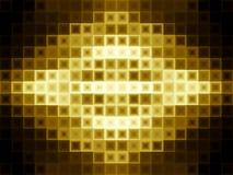 Fundo abstrato do ouro Fotografia de Stock