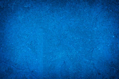 Fundo abstrato do ouro da obscuridade elegante - textura azul Imagens de Stock
