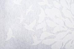 Fundo abstrato do pássaro Imagem de Stock Royalty Free