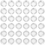 Fundo abstrato do papel de parede do branco 3d Imagens de Stock