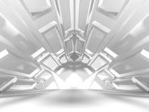 Fundo abstrato do projeto moderno da arquitetura Fotos de Stock
