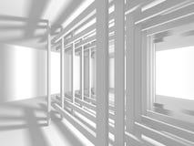 Fundo abstrato do projeto moderno da arquitetura Imagens de Stock Royalty Free