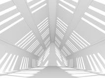 Fundo abstrato do projeto moderno da arquitetura Fotografia de Stock Royalty Free