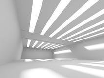 Fundo abstrato do projeto moderno da arquitetura Fotografia de Stock
