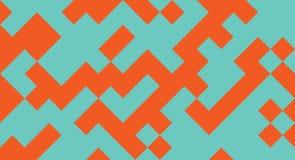 Fundo abstrato do rombo dado forma multi-colorido Fundo para o projeto ilustração stock