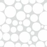 Fundo abstrato do teste padrão do círculo Fotografia de Stock Royalty Free