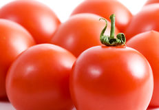 Fundo abstrato do tomate Imagens de Stock Royalty Free