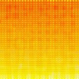 Fundo abstrato do triângulo do mosaico com quadrado colorido Contexto alaranjado da grade Papel de parede moderno Ilustração do v Foto de Stock