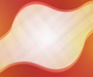 Fundo abstrato do vetor Linhas de cor fluidas Imagens de Stock Royalty Free
