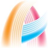 Fundo abstrato do vetor - vetor do EPS Fotos de Stock