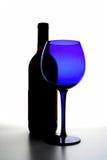 Fundo abstrato do vinho Fotos de Stock Royalty Free