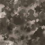 Fundo abstrato dos cursos da escova do vintage O tema escuro pintou a arte finala de superfície Bom para: cartaz, cartões, decora ilustração royalty free