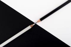 Fundo abstrato dos lápis da cor Imagem de Stock