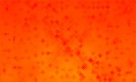 Fundo abstrato dos quadrados Foto de Stock Royalty Free
