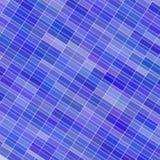 Fundo abstrato dos retângulos azuis quadriculação Imagem de Stock Royalty Free