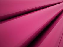 Fundo abstrato dos tubos rendido ilustração stock