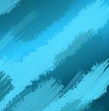 Fundo abstrato em cores azuis Imagens de Stock