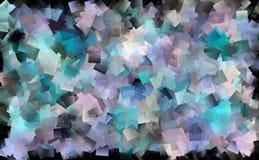 Fundo abstrato em muitas cores Fotos de Stock