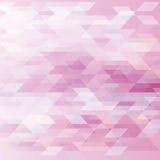 Fundo abstrato em tons cor-de-rosa e brancos Imagem de Stock