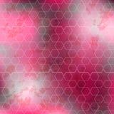 Fundo abstrato em tons roxos Fotografia de Stock Royalty Free