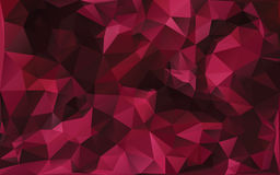 Fundo abstrato em tons vermelhos Imagens de Stock Royalty Free