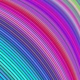 Fundo abstrato feliz do projeto do fractal do vetor ilustração do vetor