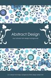Fundo abstrato floral 1-5 Imagens de Stock Royalty Free