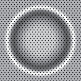 Fundo abstrato, folheto metálico Imagem de Stock