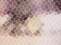 Fundo abstrato geométrico moderno Papel de parede brilhante Textura geométrica Teste padrão colorido Conceito creativo Vetor Fotos de Stock