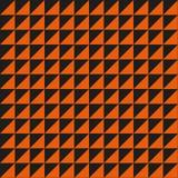 Fundo abstrato geométrico sem emenda da textura do teste padrão do triângulo Fotografia de Stock