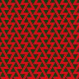 Fundo abstrato geométrico sem emenda da textura do teste padrão do triângulo Foto de Stock Royalty Free