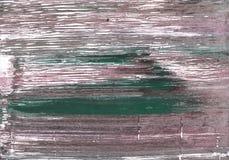 Fundo abstrato metálico da aquarela de Rocket Imagem de Stock