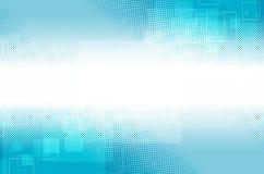 Fundo abstrato moderno azul Imagens de Stock Royalty Free