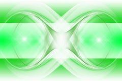 Fundo abstrato moderno do verde imagens de stock royalty free