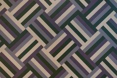 Fundo abstrato na forma quadrada complexa Imagem de Stock