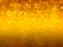 Fundo abstrato para o Natal, fundo do ouro do bokeh Foto de Stock