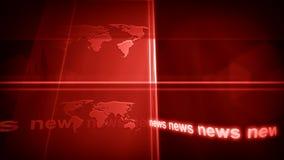 Fundo abstrato para uma comunicação e a notícia ilustração do vetor