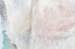 Fundo abstrato pintado mão ilustração do vetor