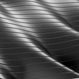Fundo abstrato preto da textura ilustração do vetor